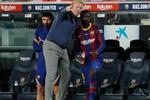 تقارير: ديمبلي يعود إلى مشاكله المعتادة في برشلونة