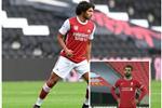 تقييم متوسط لـ محمد صلاح والنني في مباراة ليفربول وآرسنال