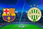 تعرف على معلق مباراة برشلونة وفيرينكفاروس اليوم في دوري أبطال أوروبا