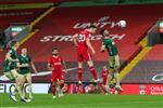 فيديو | ماني يصنع وجوتا يسجل هدف ليفربول الثاني أمام شيفيلد في الدوري الإنجليزي
