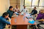 صور | جهاز منتخب مصر يجتمع لمنافشة استعدادات مواجهتي توجو