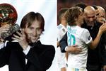 مودريتش يكشف عن لقبه المفضل مع ريال مدريد ويؤكد: كدت أبكي من شدة السعادة بالكرة الذهبية