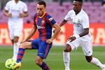 بيكيه يشيد بـ ديست رغم خسارة برشلونة أمام ريال مدريد