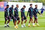 6 غيابات في قائمة برشلونة لمواجهة يوفنتوس بـ دوري أبطال أوروبا