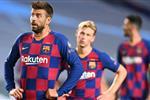 لاعبو برشلونة يرفضون حضور اجتماع الإدارة بشأن تخفيض الرواتب