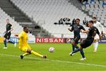 توريس يسجل هدف مانشستر سيتي الأول أمام مارسيليا في دوري أبطال أوروبا