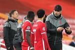 محمد صلاح يشارك كبديل في مباراة ليفربول وميتلاند