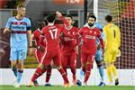 فيديو | محمد صلاح يسجل هدف التعادل لـ ليفربول من ركلة جزاء في وست هام يونايتد
