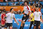 إعلان قائمة منتخب مصر استعداداً لمونديال اليد