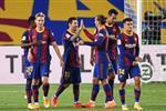 قائمة برشلونة لمباراة قادش في الدوري الإسباني.. عودة ميسي وأراخو