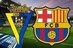 تشكيل برشلونة المتوقع أمام قادش اليوم في الدوري الإسباني