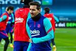تقارير: ميسي سيشارك أساسيًا في مباراة برشلونة وأتلتيك بلباو بنهائي السوبر الإسباني