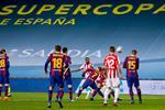 مباشر بالفيديو | مباراة برشلونة وأتلتيك بلباو في نهائي السوبر الإسباني
