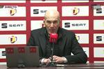 زيدان يعلق على احتمالية إقالته من تدريب ريال مدريد بعد الخروج من كأس ملك إسبانيا