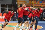 ألمانيا تسقط أمام إسبانيا في مباراة مثيرة بكأس العالم لكرة اليد