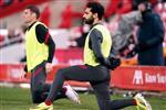 محمد صلاح يدخل بديلا في مباراة ليفربول وبيرنلي بالدوري الإنجليزي
