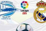 تعرف على معلق مباراة ريال مدريد وألافيس اليوم في الدوري الإسباني