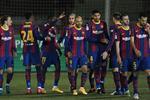 تشكيل برشلونة أمام إلتشي.. جريزمان وديمبلي يقودان الهجوم