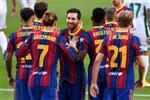 تشكيل برشلونة أمام إلتشي.. ميسي أساسيًا وجريزمان وديمبلي على دكة البدلاء