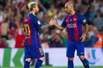 ماسكيرانو: لا أجرؤ على نصيحة ميسي بشأن مستقبله مع برشلونة