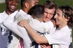 تشكيل ريال مدريد المتوقع أمام ريال سوسيداد اليوم في الدوري الإسباني