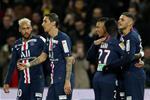 باريس سان جيرمان يستعيد نجميه أمام بوردو.. ويوضح حالة المصابين