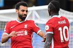 مدافع لايبزيج يتغنى بـ محمد صلاح وماني قبل مواجهة ليفربول في دوري أبطال أوروبا
