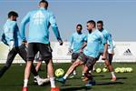 كارفاخال يعود للمشاركة في تدريبات ريال مدريد قبل مواجهة خيتافي