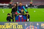 ميسي يطمئن برشلونة بشأن مستقبله بخطوة جديدة