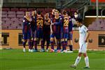 مباشر بالفيديو | مباراة برشلونة وخيتافي في الدوري الإسباني.. ميسي يسجل الهدف الأول