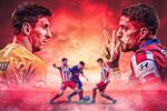 تشكيل برشلونة المتوقع أمام أتلتيكو مدريد اليوم في الدوري الإسباني