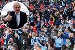بريطانيا تعلن عودة الجماهير بشكل جزئي إلى الملاعب الأسبوع المقبل