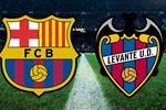 موعد والقنوات الناقلة لمباراة برشلونة وليفانتي اليوم في الدوري الإسباني