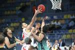 الزمالك يهزم الاتحاد السكندري في ثالث مواجهات نهائي دوري سوبر السلة