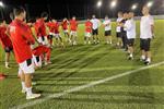 صور | منتخب مصر يختتم تدريباته استعدادًا لمواجهة أستراليا في أولمبياد طوكيو