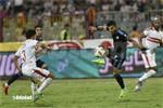 إسلام عيسى يغيب عن مباراة بيراميدز والإسماعيلي بسبب الإيقاف