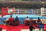 صور | عبد الرحمن عرابي يخسر في الملاكمة أمام بطل بريطانيا بأولمبياد طوكيو 2020