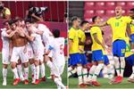 موعد مباراة البرازيل وإسبانيا في نهائي أولمبياد طوكيو كرة قدم