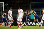الخسارة الأولى لـ مورينيو.. فيديو | روما يسقط بثلاثية أمام هيلاس فيرونا في الدوري الإيطالي