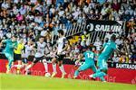 فيديو | هوجو دورو يسجل هدف فالنسيا الأول أمام ريال مدريد