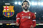 تقارير: الأكثر فظاعة.. برشلونة فضل ديمبلي على محمد صلاح في 2017
