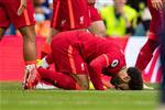محمد صلاح ينتظر رقمًا مميزًا في مباراة ليفربول وبرينتفورد بـ الدوري الإنجليزي