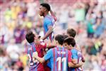 فيديو | بعد غياب 323 يومًا.. فاتي يسجل هدف برشلونة الثالث أمام ليفانتي