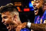 فيديو | بيكيه يسجل هدف برشلونة الأول أمام دينامو كييف