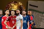 صورة   تسريب لنتائج تصويت الكرة الذهبية 2021.. محمد صلاح يتفوق على رونالدو