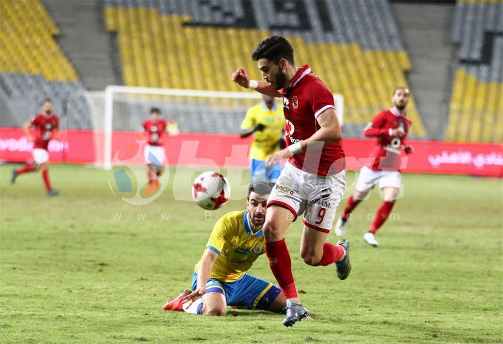 مباراة الأهلى والإسماعيلي