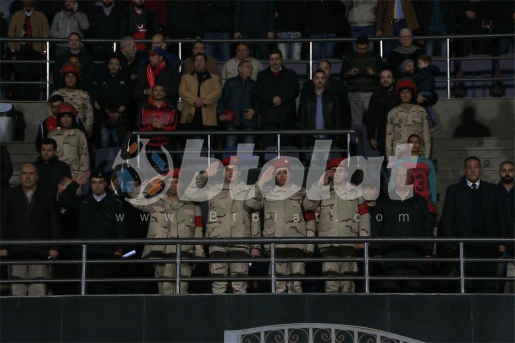 مباراة طلائع الجيش والأهلى