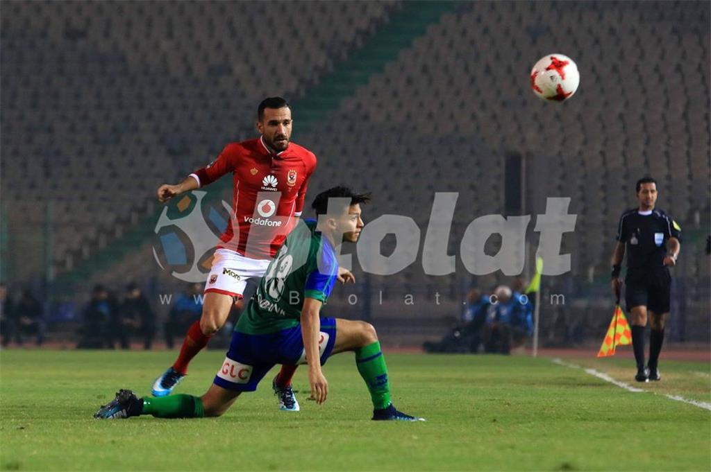 مباراة الاهلى ومصر للمقاصة