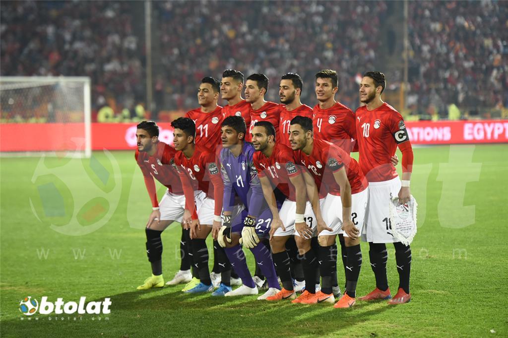 صور مصر وكوت ديفوار نهائي كأس الأمم الأفريقية تحت