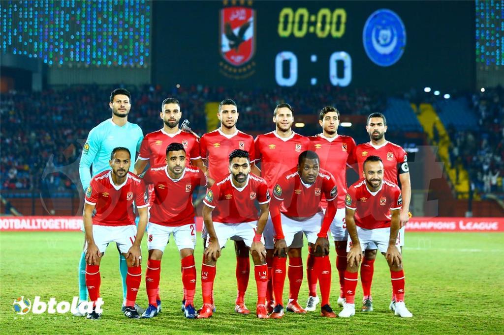 صور مباراة الاهلي والهلال السوداني في دوري ابطال افريقيا بطولات